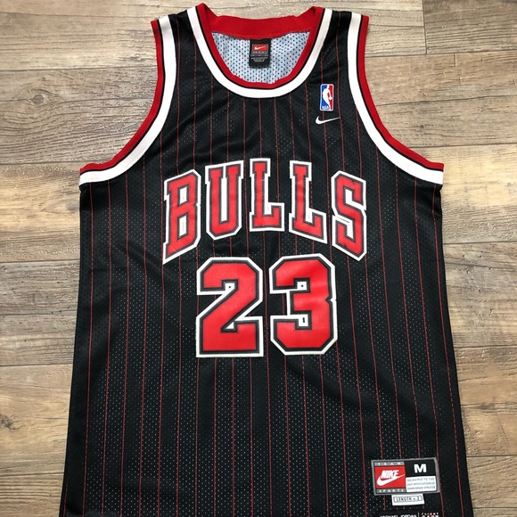 best sneakers 1e65f c9505 Men's Nike Michael Jordan Chicago Bulls Jersey